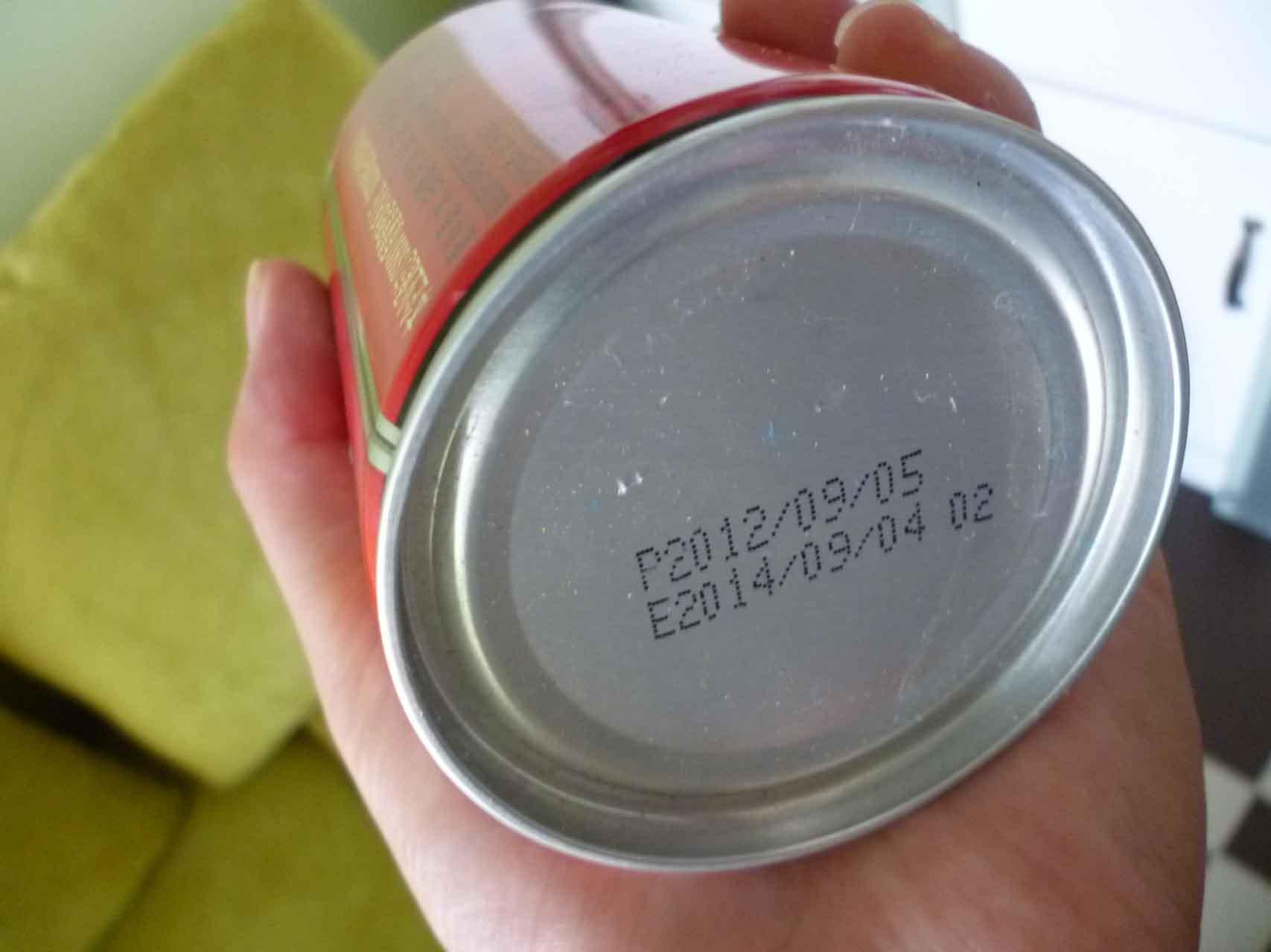 罐头上喷码,罐装饮料